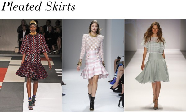 Five Fashion Trends To Look Forward To In 2014
