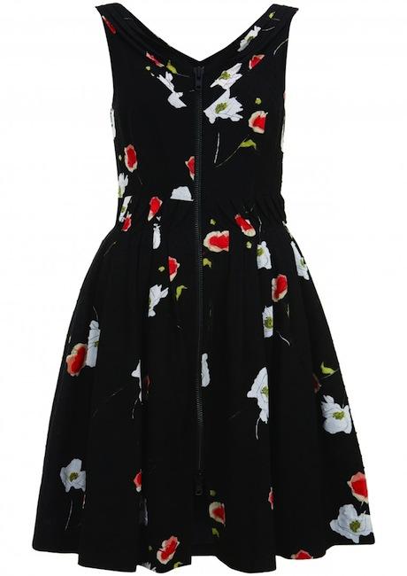 black_floral_dress