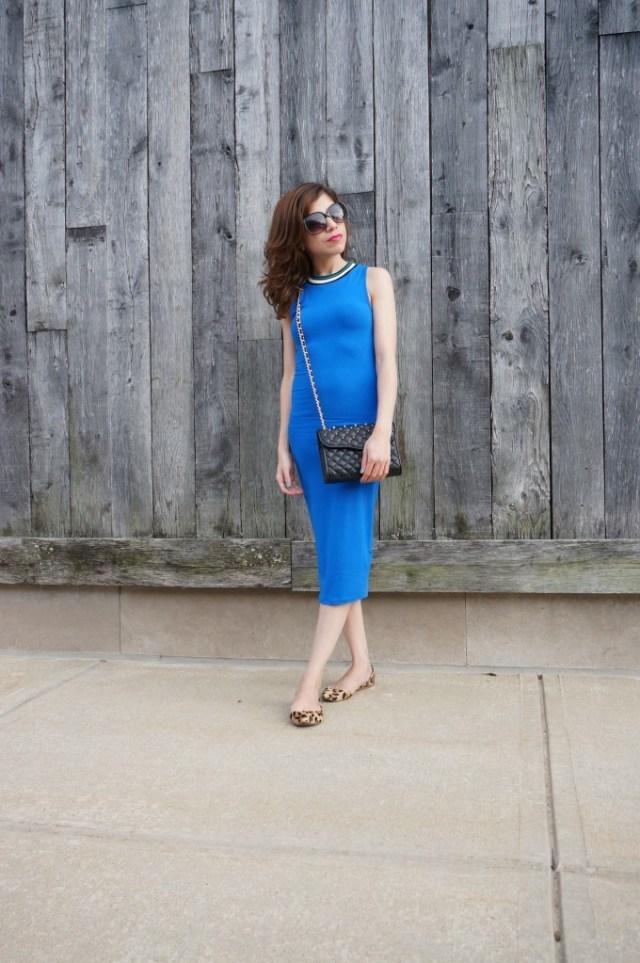 ootd_topshop_midi dress