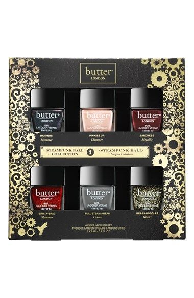butterlondon nail polish