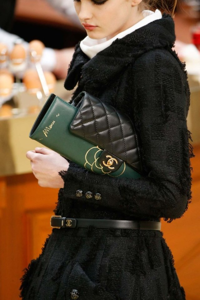chanel cafe