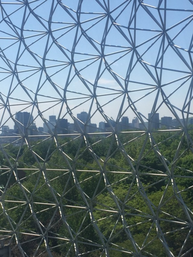 biosphere montreal view