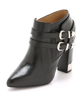 Toga Pulla Buckle Booties