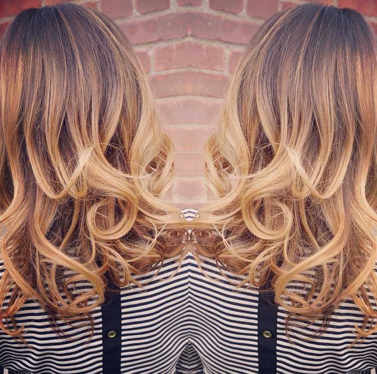 blonde balayage hair care products