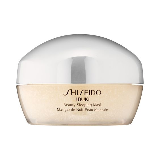 shiseido sleeping mask