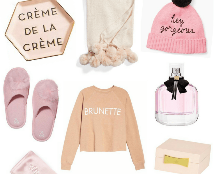 Holiday Gift Guide: Millennial Pink