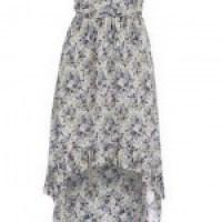 Elegant Summer Floral Maxi Dresses 2012