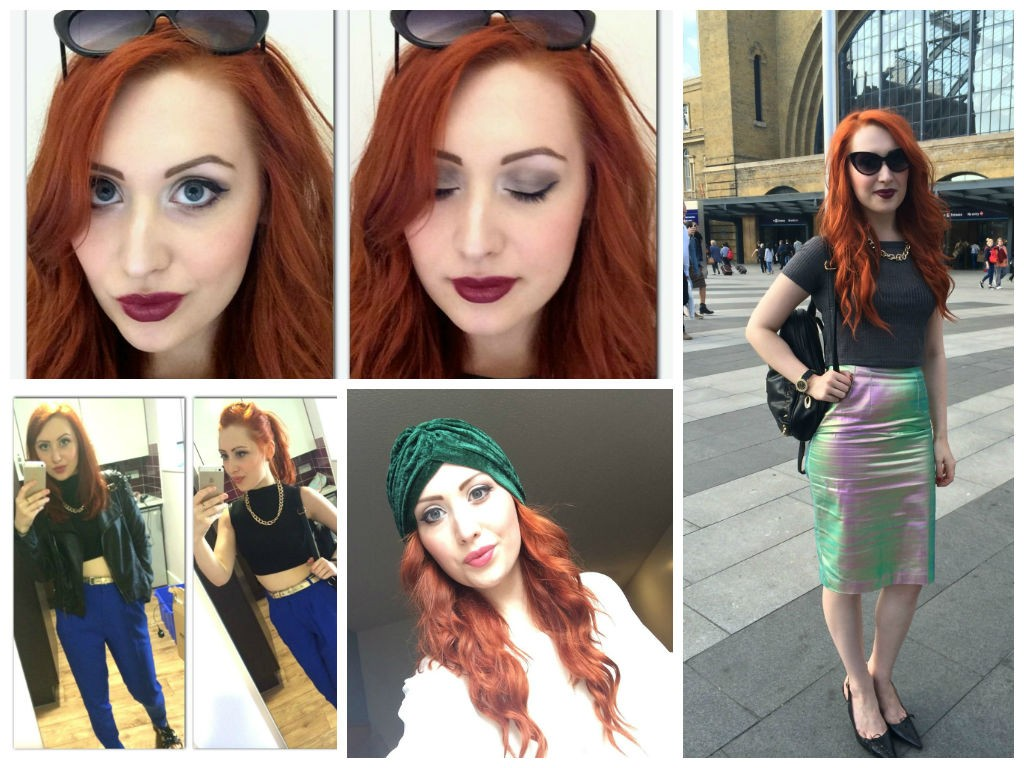 What I Wore To London Fashion Week September 2014