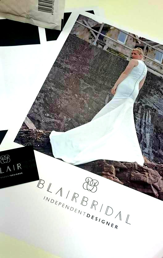 How I Got My Job as a Wedding Dress Designer: Interview with Nicole Blair