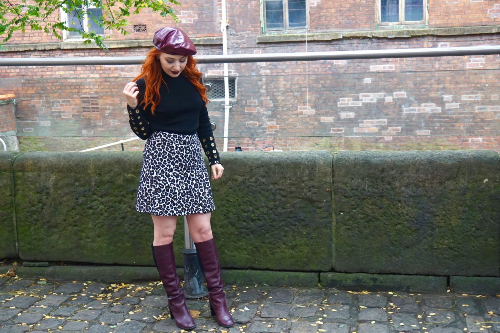 Blogger Twenty-Something City shares where to take good Instagram outfit photos in The Village, Manchester
