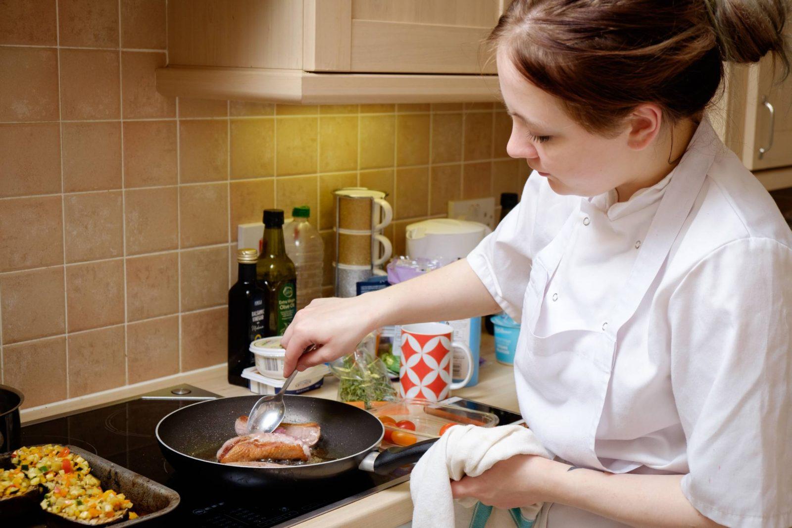 La Belle Assiette private chef Edinburgh Nat