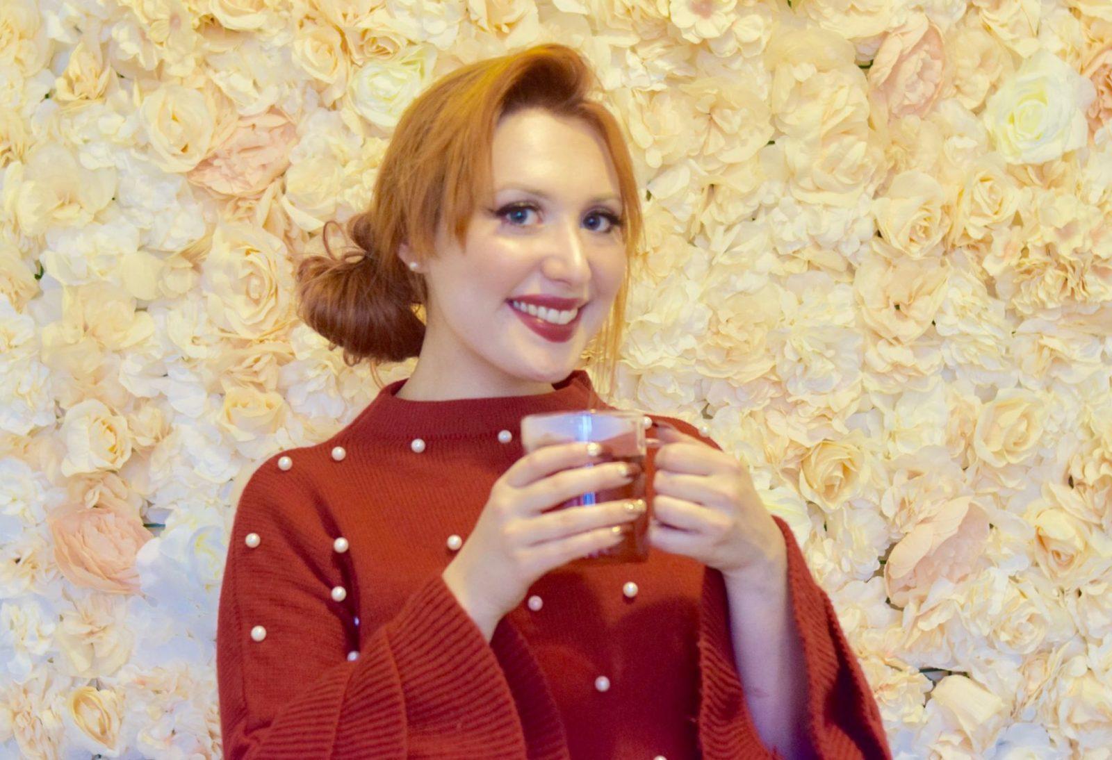 Blogger Twenty-Something City reviews Adagio Tea