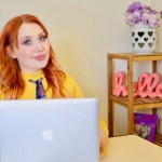 Blogger Twenty-Something City how to work from home