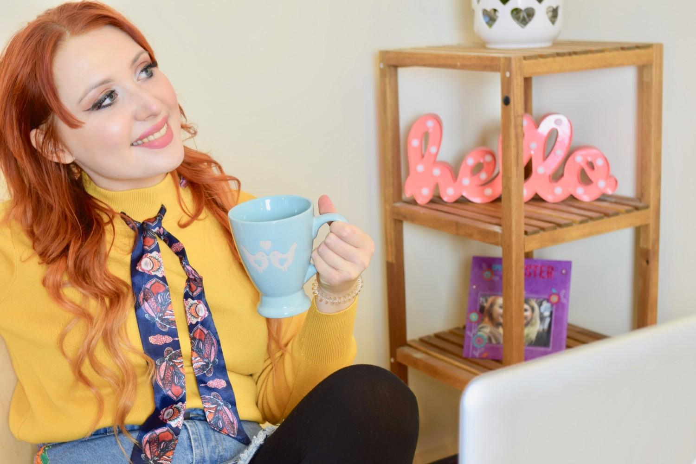 Blogger Twenty-Something City self-employment advice