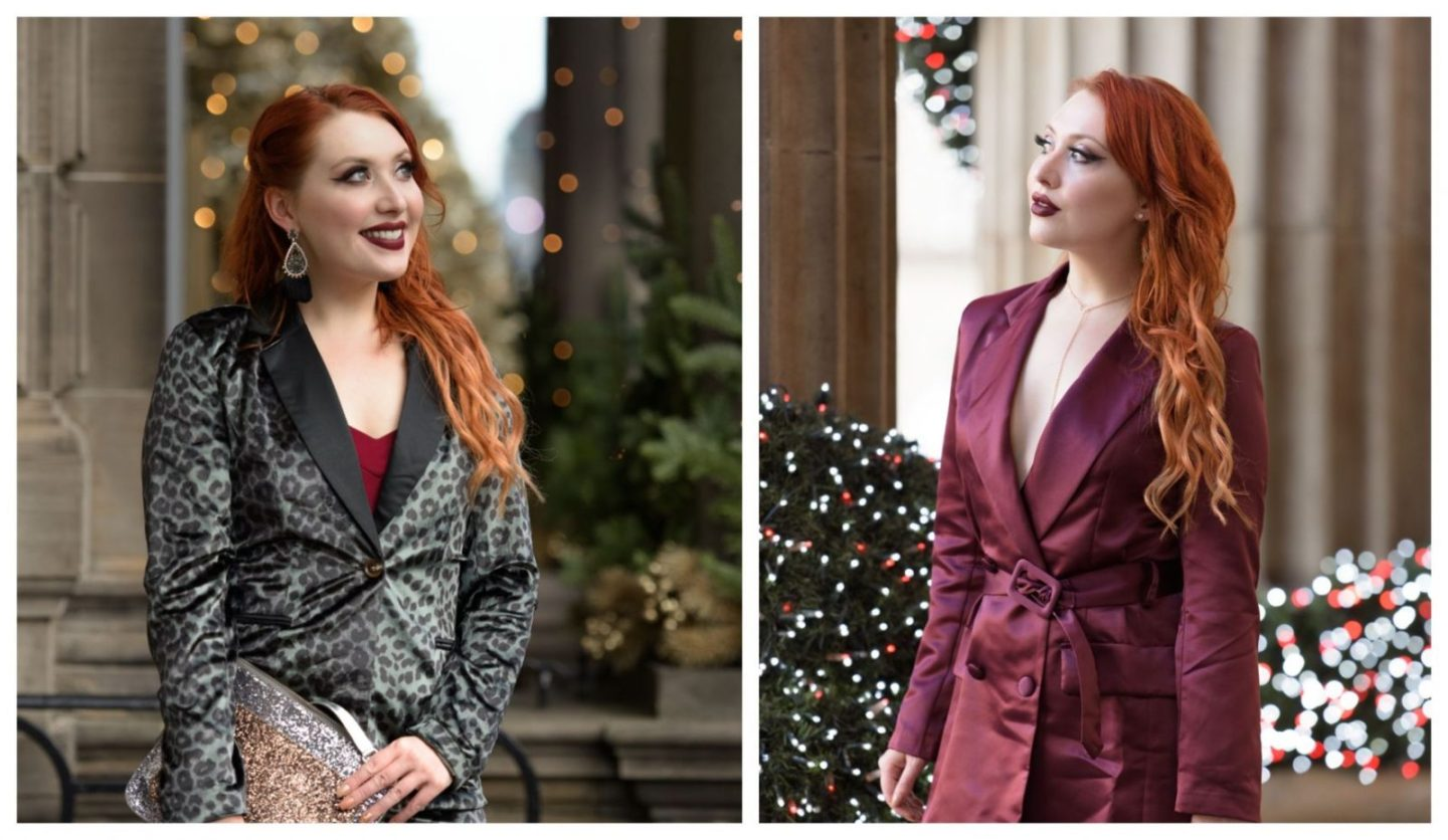 Festive tailoring ideas: a smart alternative to the Christmas party dress you can rock this winter