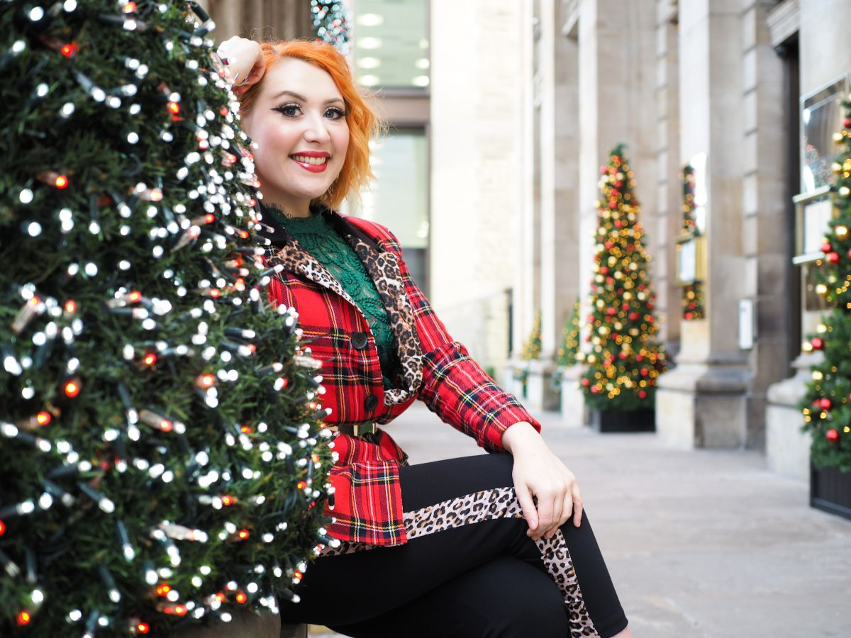 Ethical festive looks on a budget: how to look good and do good affordably this Christmas