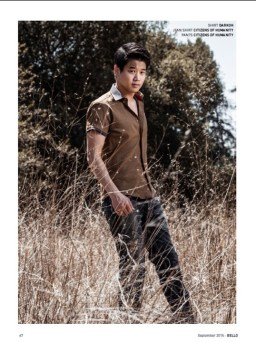 Ki Hong Lee for Bello (5)