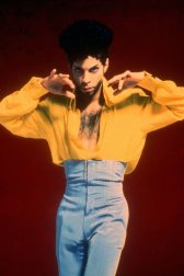 Prince in the early 90s