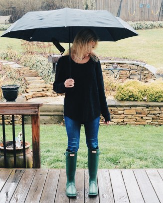 Rainy Day Lookbook