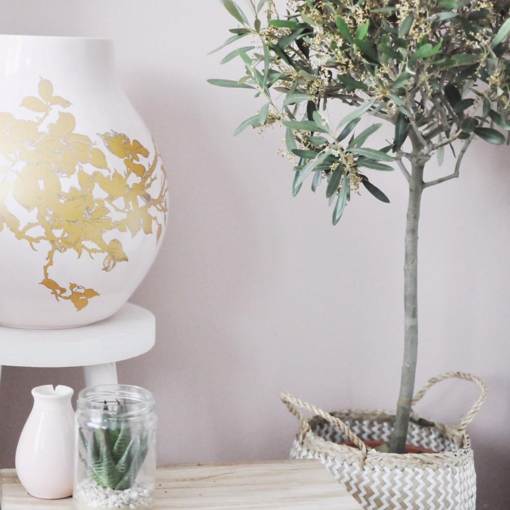 olijfboom woonkamer
