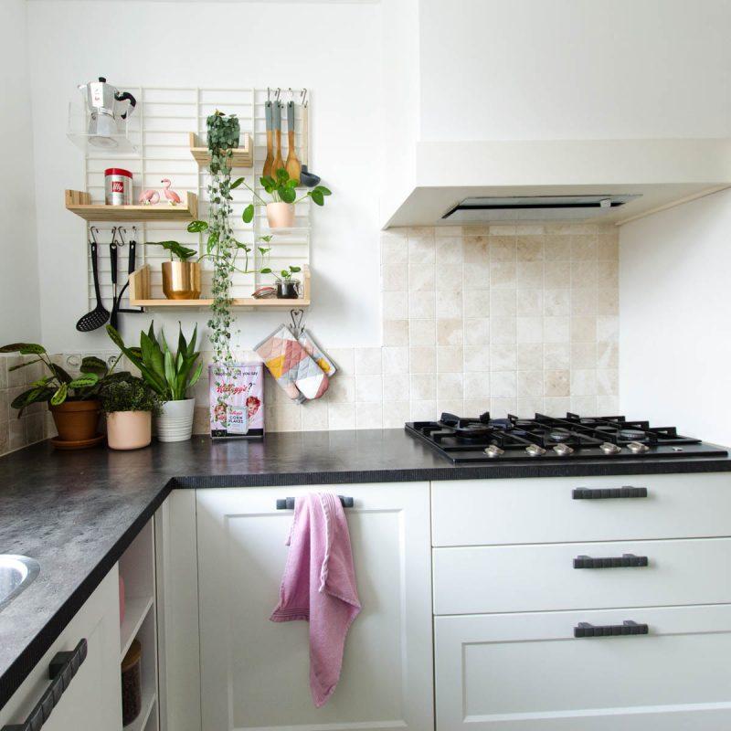 keuken budget make-over