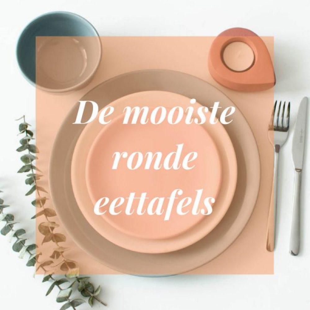ronde eettafel