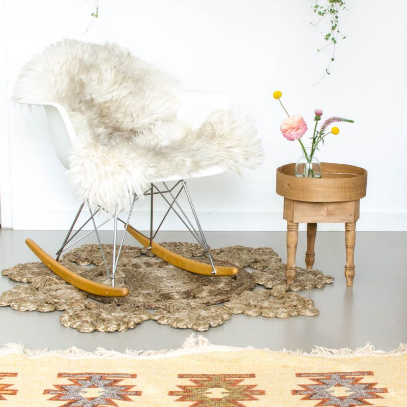 Eames schommelstoel