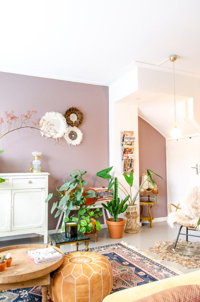 Foto Op De Muur.Een Oud Roze Muur Welke Kleur Kies Je Styled By Sabine