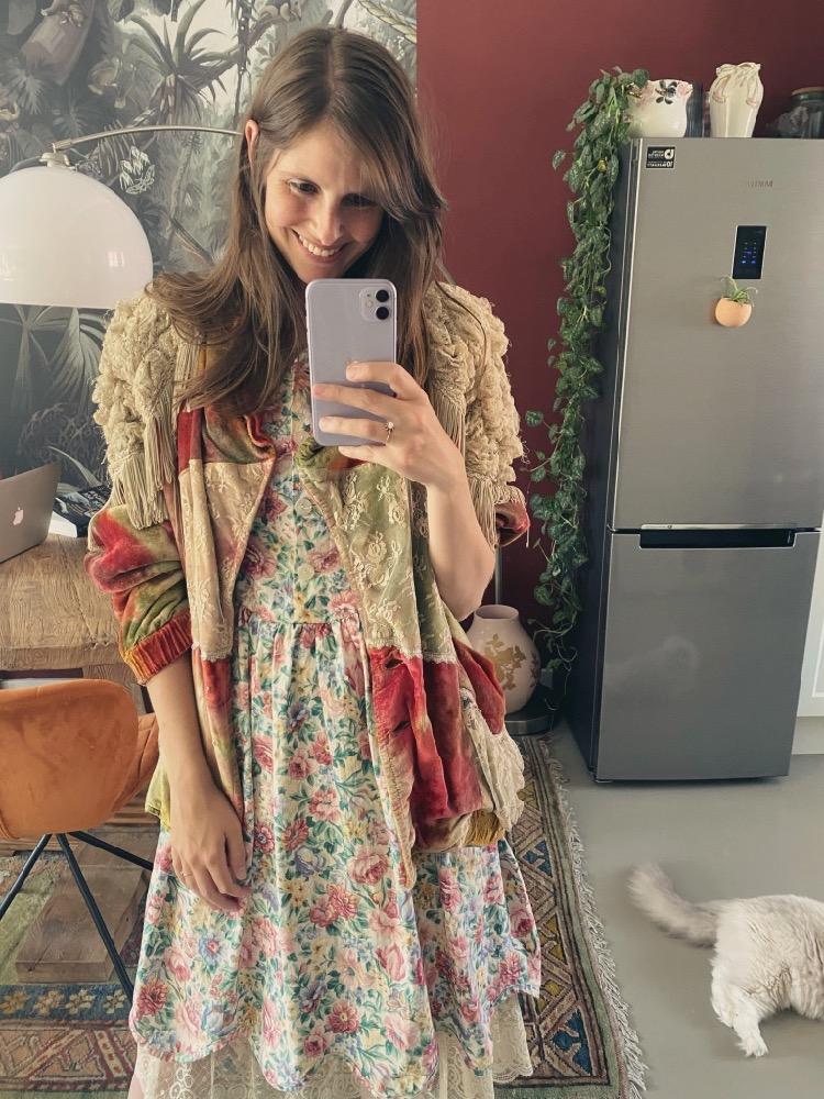vintage kleding moderniseren