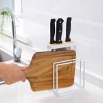 Knife Board Multi Holder 2 In 1 Kitchen Organizer Style Degree
