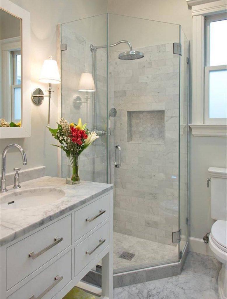 Small Toilet? Get 15 HDB Bathroom Makeover Design Ideas ... on Small Area Bathroom Ideas  id=95767