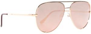 Pink Aviators sunglasses