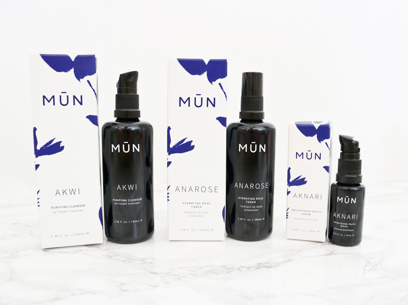 Munskin, natural skincare, best skincare