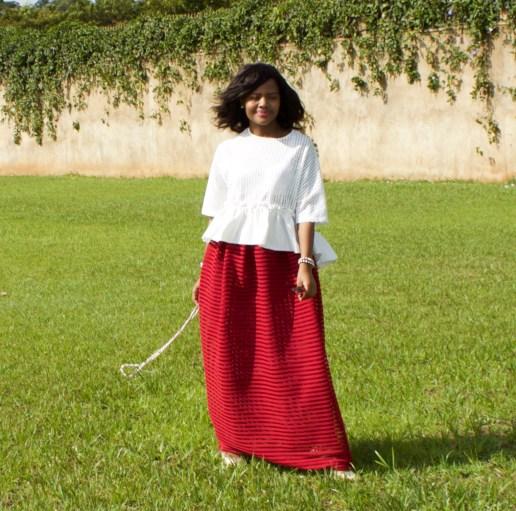 Lima Brown in Uganda