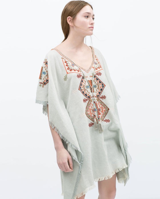 Embroidered Tunic $99.90