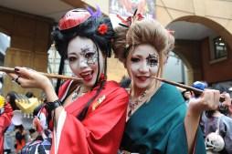 Halloween in Kawasaki