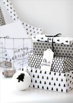 White gifts