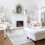 Our New Electric Fireplace Reveal Phase 1 Styled With Lace