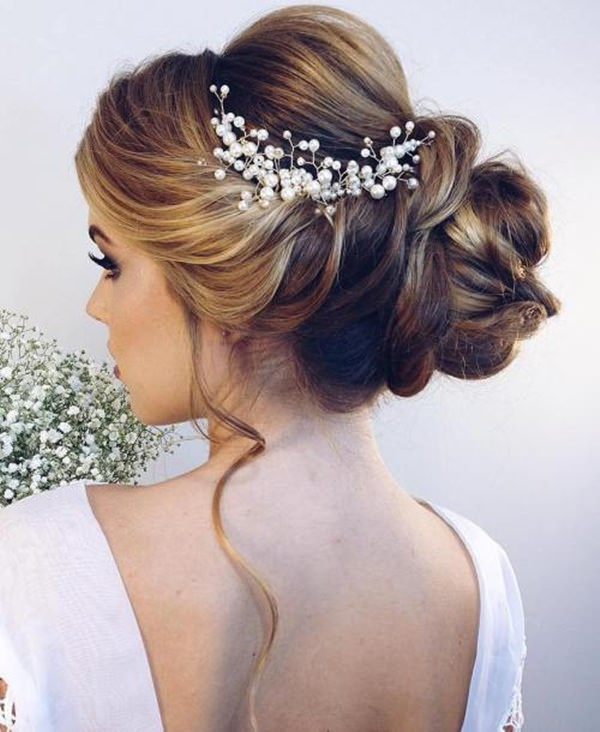 71 Wedding Hairstyles for Short  Medium   Long Hair   Style Easily