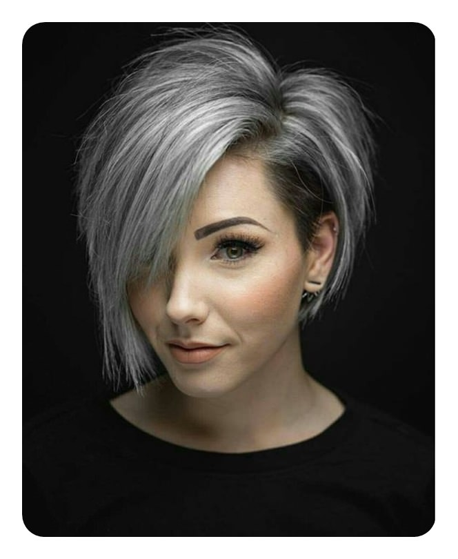 101 Asymmetrical Bob Hair Ideas For The Year 2019 Style