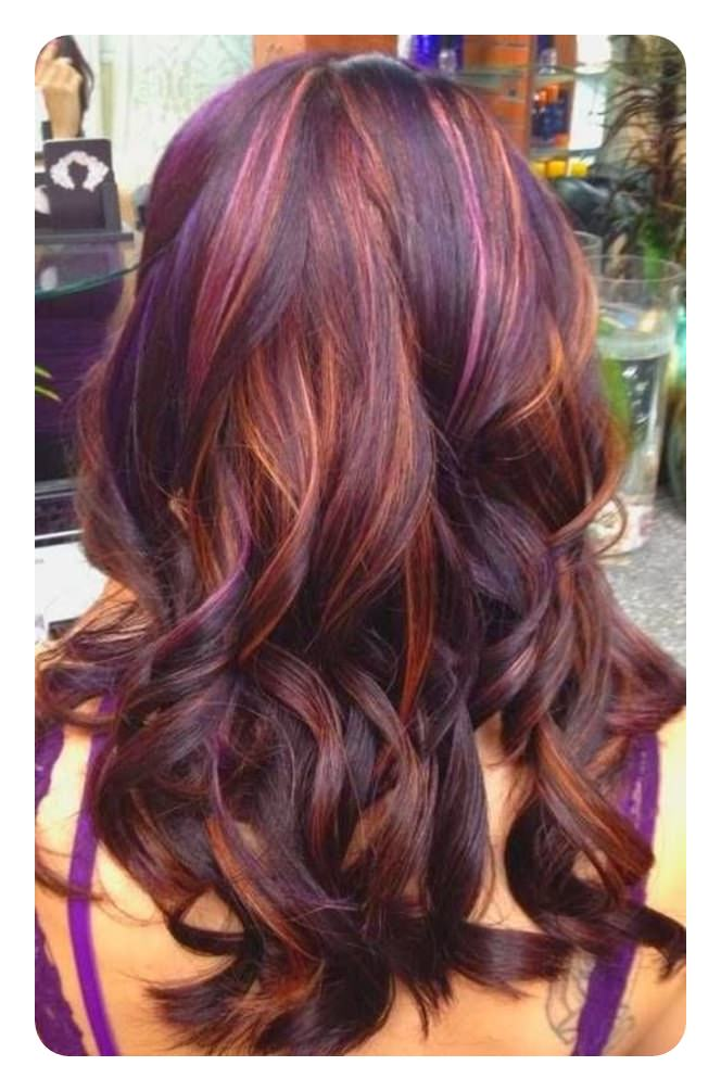 81 Red Hair With Highlights Ideas That You Will Love