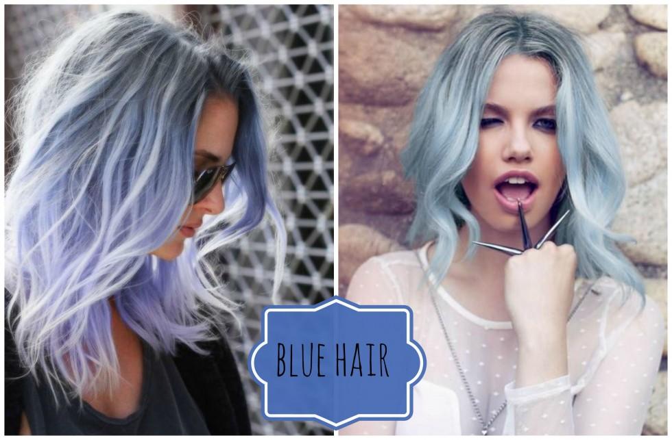 hur får man bort blå hårfärg