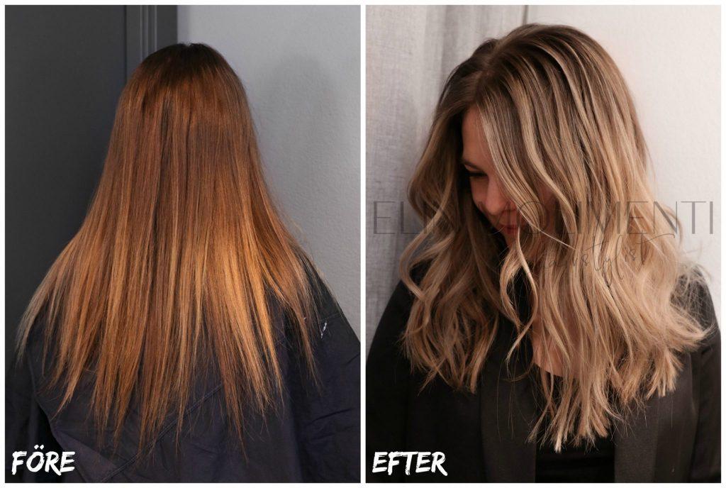 hur ofta ska man färga håret