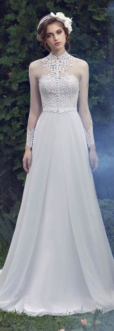 20+Collection of The Most Popular Wedding Dresses at The Moment Ideas 2