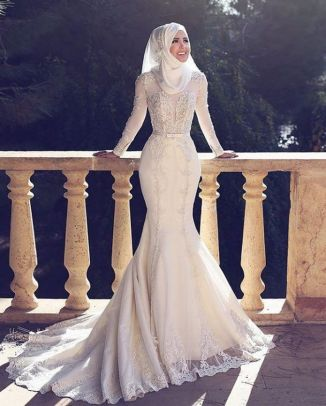 20+Collection of The Most Popular Wedding Dresses at The Moment Ideas 23
