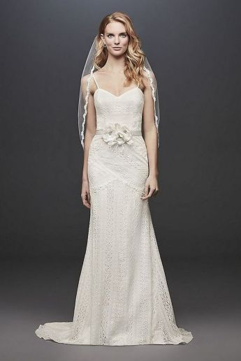 40 Beautiful wedding dresses for 40 year old brides ideas 21