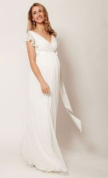 40 Beautiful wedding dresses for 40 year old brides ideas 23