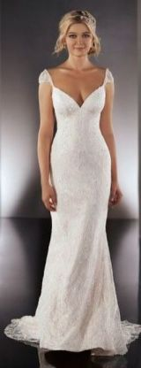 40 Beautiful wedding dresses for 40 year old brides ideas 33