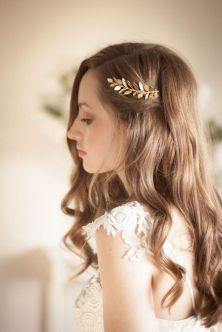 50Best wedding hair accessories ideas 13