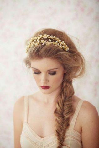 50Best wedding hair accessories ideas 19